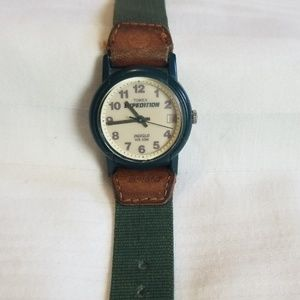 Timex Expedition Indiglo Non Working